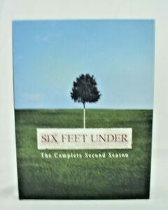 HBO Video - Six Feet Under - The Complete Second Season (DVD, 2003, 5-Disc Set)