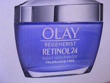 Olay Regenerist Retinol24 Night Face Moisturizer With Retinol & Vitamin B3 50ml