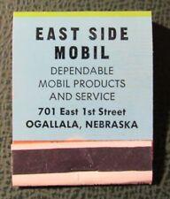 Matchbook - East Side Mobil oil gas Ogallala NE FULL