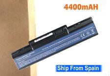 BATERIA para Acer Aspire AS07A72 AS07A31 5735Z 5737Z 7715Z Li-ion 10.8V 4400mAh