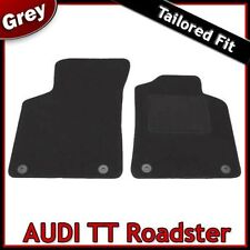 Audi TT Roadster Mk1 1999-2006 Tailored Fitted Carpet Car Floor Mats GREY