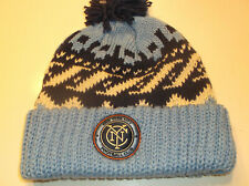 New York City FC MLS Beanie  by Adidas