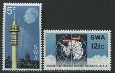 South West Africa 1971 set of 2 unmounted mint NH