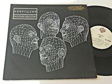 "KRAFTWERK NM- Musique Non-Stop PROMO 12"" Single 45 rpm 0-20549"