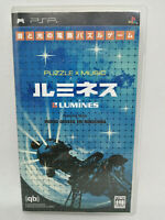 Sony PLAYSTATION Portable - Psp Lumines X Puzzle Music Q Entertainment Japan Ver