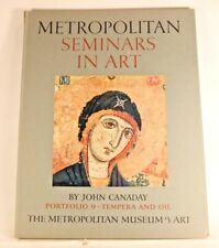 Metropolitan Seminars In Art-Portfolio 9: Tempera & Oil By John Canaday - Prints