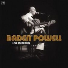 Live in Berlin by Baden Powell (Vinyl, Oct-2015, Naxos of America)