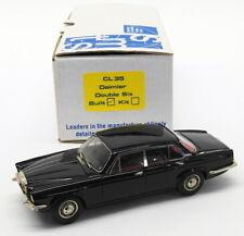 SMTS 1/43 Scale Model Car CL35 - Daimler Double Six - Dark Blue