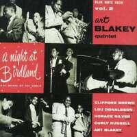 A Night At Birdland Vol. 2 - Art Blakey Quintet CD Emi