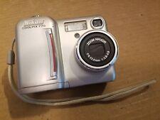 Nikon Coolpix 775 2.0MP Digital Camera 3x Optical E775 EN-EL1 2CR5 CF #3319013
