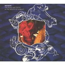 Matmos-the rose has this in the Mouth of a Beast CD NEUF