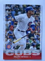 2020 Topps Utz Regional Parallel Card Willson Contreras Chicago Cubs #82