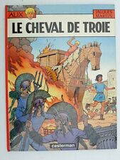 MARTIN Alix Le cheval de Troie EO