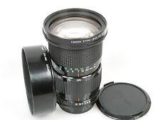 Canon FD 3,5/35-105 FD 35-105mm 1:3,5 MACRO + Geli BW-72B und beide Deck.