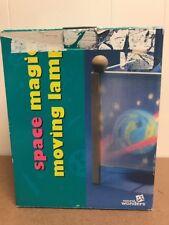 Natural Wonders Space Magic Moving Lamp New Vintage 1998 New Rare