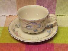 V&B VILLEROY & BOCH - RIVIERA - Teetasse / - Tasse + UT Teller d=15cm  MEHR