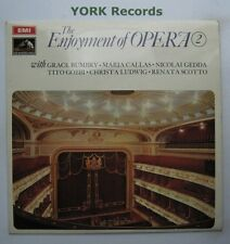SEOM 3 - THE ENJOYMENT OF OPERA 2 - Various - Excellent Condition LP Record