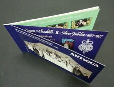 Antigua Silver Jubilee If HM Queen 1977 Royal (booklet) MNH