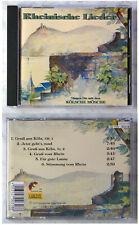 RHEINISCHE LIEDER Singen Sie mit den Kölsche Mösche .. Carlton CD