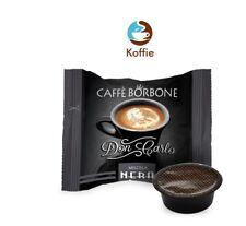 400 Capsule Cialde Caffè Borbone Don Carlo Nero compatibili Lavazza A Modo Mio
