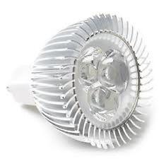 5 x LAMPADE FARETTI MR16 GU5.3 SPOT LUCE FREDDA 3W POWER LED EPISTAR 320 LUMEN