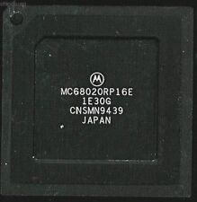 MOTOROLA MC68020RP16E PGA MICROPROCESSORS USERS MANUAL