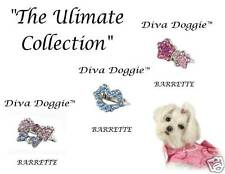 NEW ~ Dog Barrette / Bow / Barrettes / Bows Yorkie - Top Knots
