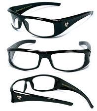 Discounted BioHazard Mens Sunglasses - Clear BZ1
