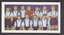 Soccer Bubble Gum - Soccer Teams No 1 Series 1956 - # 42 Hartlepool