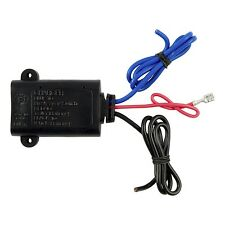 Curt Manufacturing 52025 Battery Charger