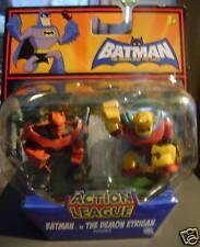 BATMAN BRAVE BOLD ACTION LEAGUE BATMAN VS DEMON ETRIGAN
