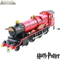 Metal Earth ICONX Harry Potter Hogwarts Express Train 3D DIY Model Building Kit