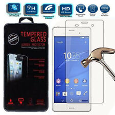 Genuine Gorilla Hd Invisible Tempered Glass Screen Protector For Sony Xperia Z3