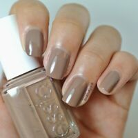 Essie FIERCE NO FEAR Cocoa Mahogany Brown Tan Creme Nail Polish Lacquer .46z 874