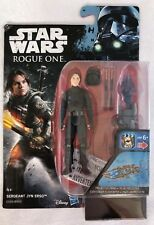 Star Wars Sergeant Jyn Erso Rogue One Action Figure