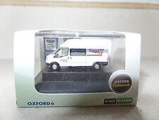 Oxford NFT005 FT005 N Gauge 1/148 Scale Ford Transit LWB Van Network Rail