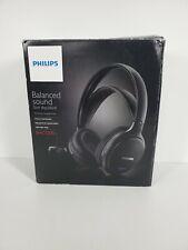 Philips SHC5200 Wireless HiFi Headphone Earphone Music Radio New Open Box - NOB