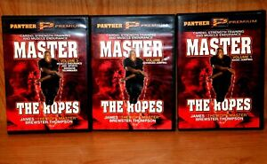 James Brewster Thompson's Master the Ropes Jump Rope Series (3 DVD Set)