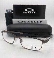 ea748350d0 Eyeglasses Oakley Steel Plate 3222-02 54 Powder Cement