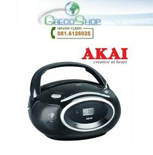 Radio/Lettore cd/Cdplayer Akai -APRC7BK