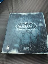 World of Warcraft: Wrath of the Lich King (Collector's Edition) partially Sealed