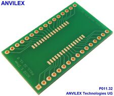 SOIC32 (20,7mm x 7,5mm) Adapter P011.32