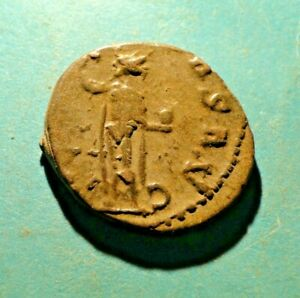Gallienus Bronze Antoninianus, AETERNITAS AVG, (RIC V-1 (S), Rome 160)