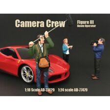 American Diorama 77479 Camera Crew III 1:24