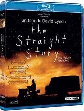 THE STRAIGHT STORY **Blu Ray B** Richard Farnsworth Sissy Spacek David Lynch