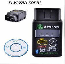 ELM327 V1.5 Bluetooth ODB2 Advanced Bluetooth Car Auto Diagnostic Scanner Tool