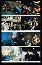 RETURN OF THE JEDI ✯ CineMasterpieces MOVIE POSTER LOBBY CARD SET 1983 STAR WARS