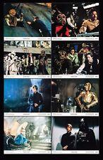 Return Of The Jedi ✯ CineMasterpieces Movie Poster Lobby Card Set 1983 Star Wars