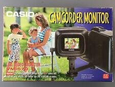 """Casio Camcorder LCD Video Monitor VM-570 2.2"""" Screen FREE SHIPPING"""