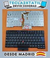TECLADO ESPAÑOL PARA IBM Lenovo ThinkPad T420 (Machine Type 4180-xxx) NEGRO